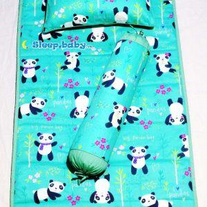 Nệm gối đi học mầm non Cute Panda