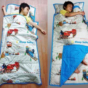 Nệm liền chăn mầm non tiểu học Sleep Baby