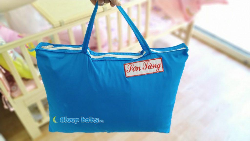 Túi đựng túi ngủ gọn nhẹ Sleep Baby được tặng kèm sản phẩm