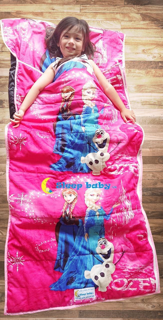 Túi ngủ tiệc ngủ cho bé