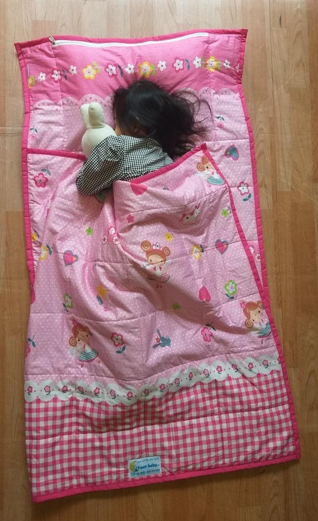 Túi ngủ mùa hè cho em bé